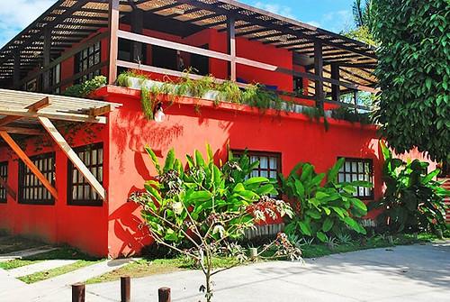 Maloca Hostel, em Arraial D´Ajuda
