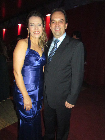 Meire e Luciano Araújo