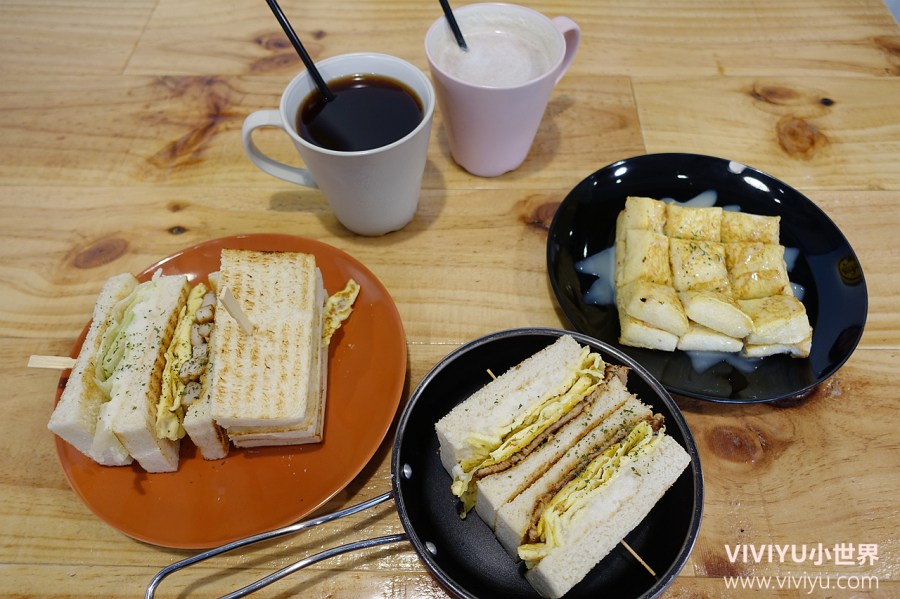 吐司,明治好食,林口早餐店,林口美食,林口長庚,桃園美食,龜山美食 @VIVIYU小世界