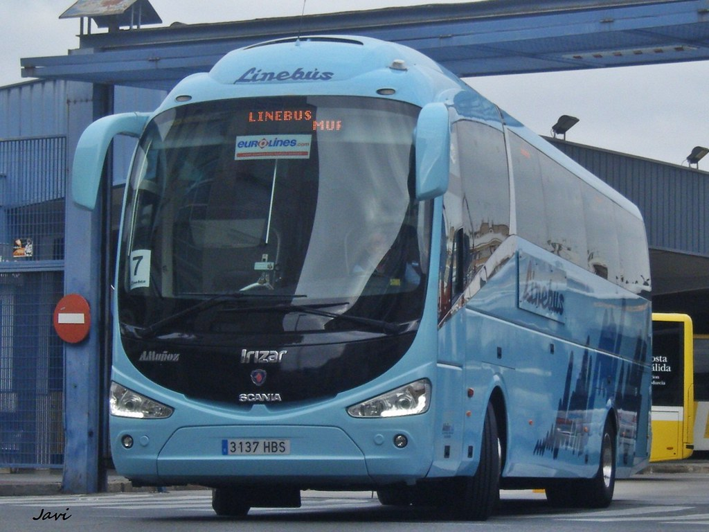 The Worlds Best Photos Of Autobus And Irizar Flickr