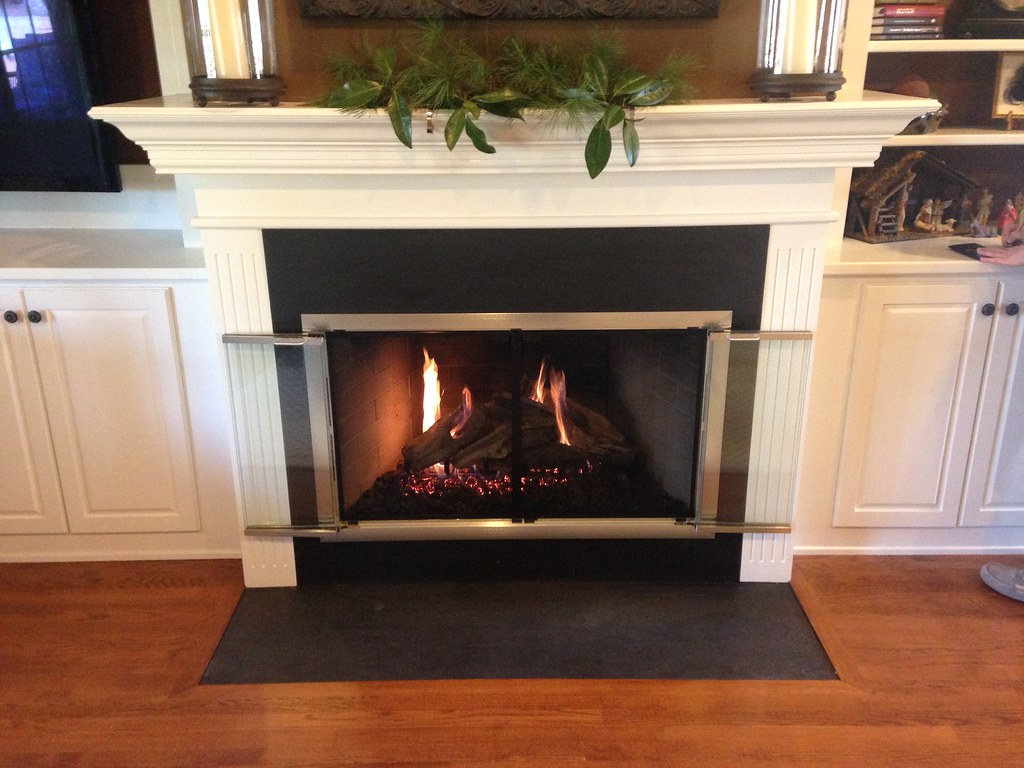 Chattanooga Fireplace Glass Doors Southern Hearth Amp Patio
