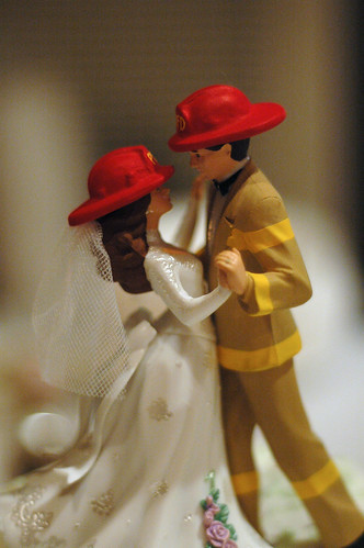 Cake topper by Sharkey M..