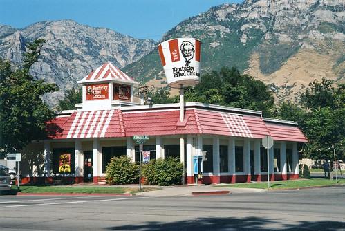 Vintage KFC
