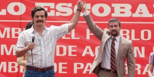 """Criador de """"Narcos"""" """"culpa"""" Wagner Moura por público ver Escobar como herói"""