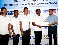 Nippon Paint 13th Inter School Swimming Competition 2015 429