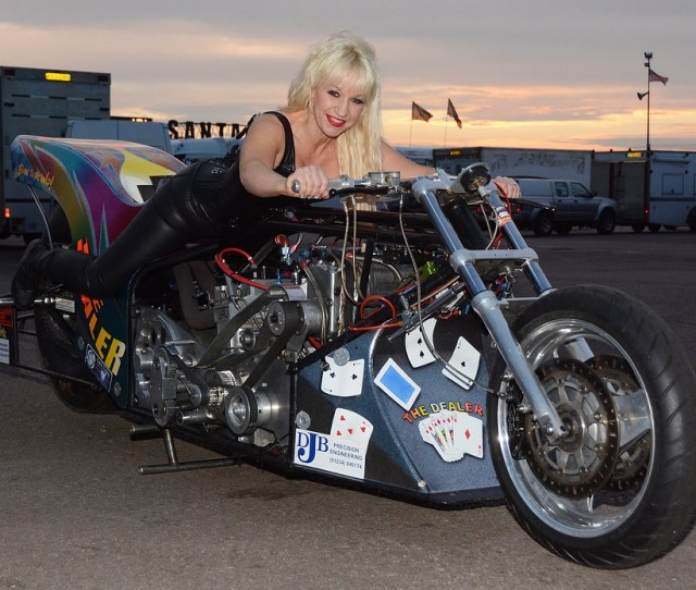 Jackie The Dealer  Fast An Bulbous Tags Top Fuel
