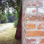 Reste der historischen Lübecker Stadtmauer