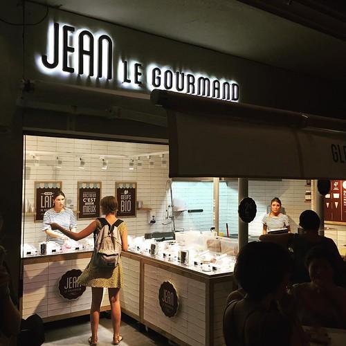 Jean le Gourmand #Glaces artisanales  @ #Avignon #France