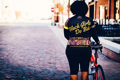 """Black Girls Do Bike Jersey • <a style=""""font-size:0.8em;"""" href=""""http://www.flickr.com/photos/122323674@N05/32277203850/"""" target=""""_blank"""">View on Flickr</a>"""