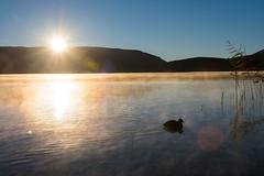 Sunrise of Tislite Lake