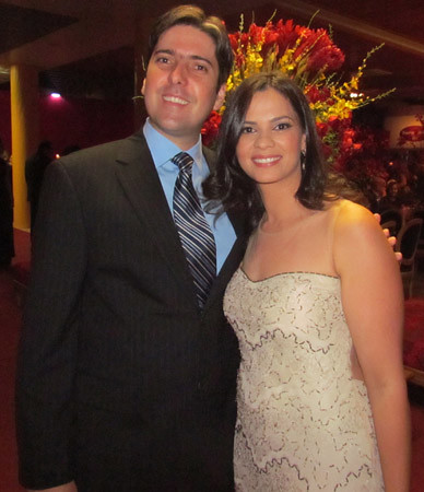 Henrique Carneiro e Laura Lage  II