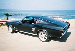 67 Fastback Mustang