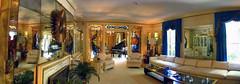 Graceland Peacock Room, Memphis, TN