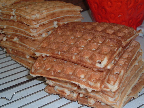 Stacks of Waffles from bcmom at Flickr