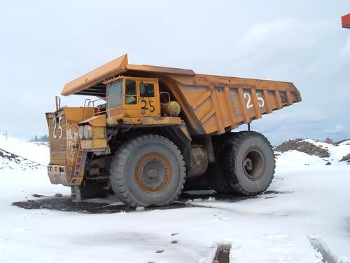 25 truck by homie bear.