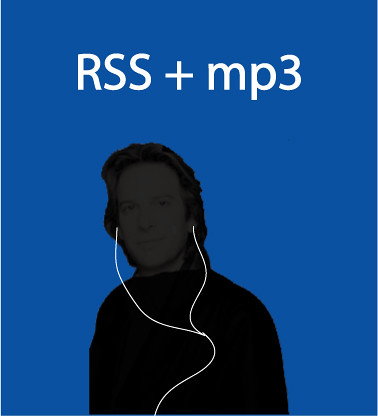 RSS + MP3 V.2 by Alan Joyce.