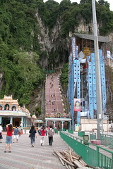 welcome to the batu caves
