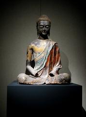 china - buddhism figure
