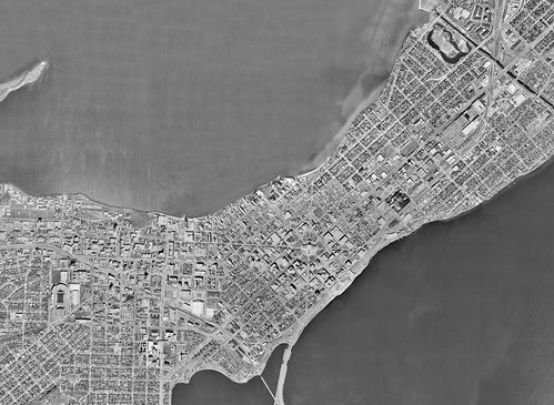 Isthmus of Madison, WI