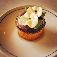 Cup of Cake at Cupcake Cafe