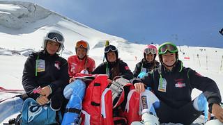 Zermatt - Camp de ski 2015