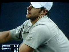 Andy Roddick @ US Open Final