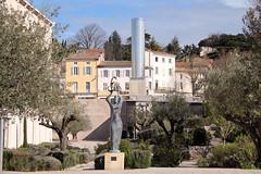 A deux pas le quartier saint martin à Montélimar