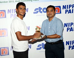 Nippon Paint 13th Inter School Swimming Competition 2015 389