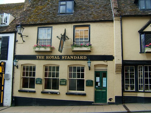 The Royal Standard Pub in Ely, Cambridge, where The Turning Point Group holds its readings