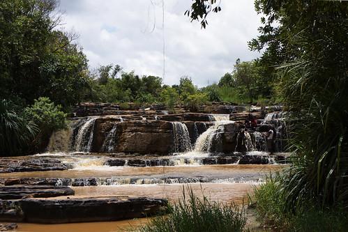 Burkina Faso : Cascades de Karfiguela