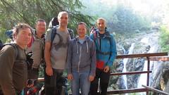 La cascada Lolaia