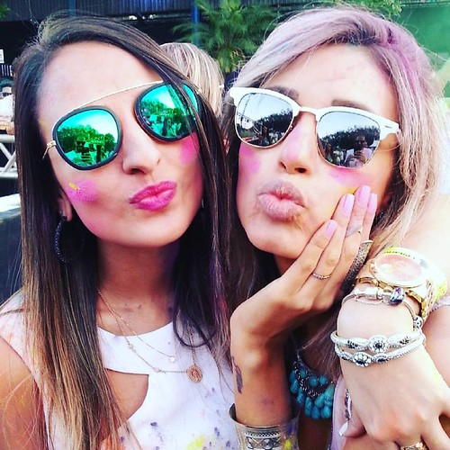 Camila Milagres a amiga