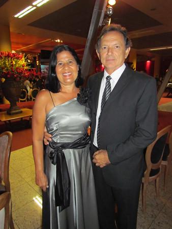 Janete e Wildes Martins