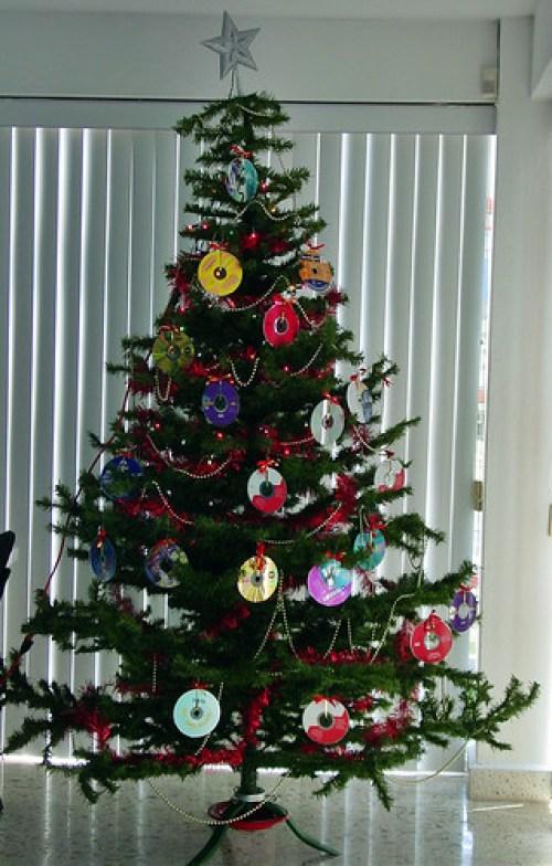 Rbol de navidad m s alternativas originales - Arbol tipico de navidad ...