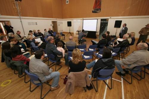 Uig Locational Storytelling Press Launch