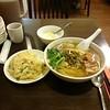Photo:일본 요코하마 차이나타운, 대만음식점(臺彎餐廳) 수미원(秀味園/シュウミエン)에서  먹어보는 대만요리(台湾料理).  魯肉麺+炒飯( ル- ローメン+チャーハン) 노육면+볶음면 입맛에 잘 맞아서 대만 또가고 싶단 생각을 함. By