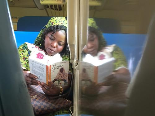 Burkina Faso : Dans le train Ouagadougou-Bobo Dioulasso