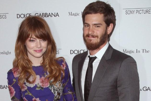 Emma Stone e Andrew Garfield terminam namoro novamente