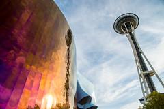 Seattle: Space Needle