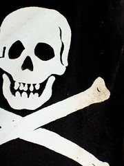 Pirate deck at Club Earl