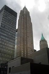 NYC: American Intl Building and Manhattan Comp...