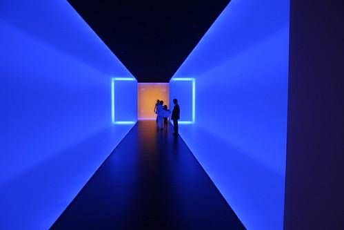 James Turrell's 'The Light Inside' by Flickr User eschipul