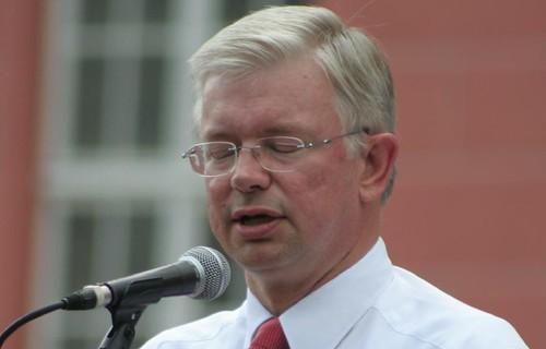 Roland Koch - Kurz vor der Abwahl als Hessischer Ministerpräsident
