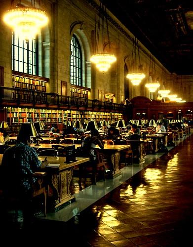 Biblioteca de NYC