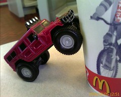 Happy Meal Hummer