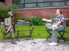 Mark Twain and I
