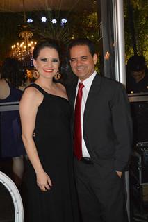 Karime e Renato Mendes