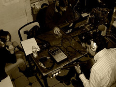 30/01/2009 Rikki Stricker + Minuit De Lacroix + Vate