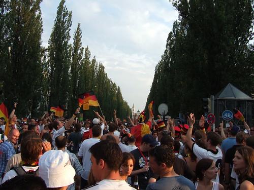 Munich, Leopoldstraße