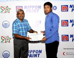 Nippon Paint 13th Inter School Swimming Competition 2015 348